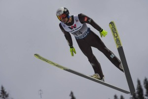 FIS world cup nordic combined, individual gundersen HS98/5km, Lillehammer (NOR)