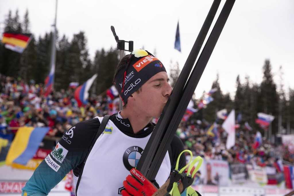 IBU world cup biathlon, pursuit men, Pokljuka (SLO)