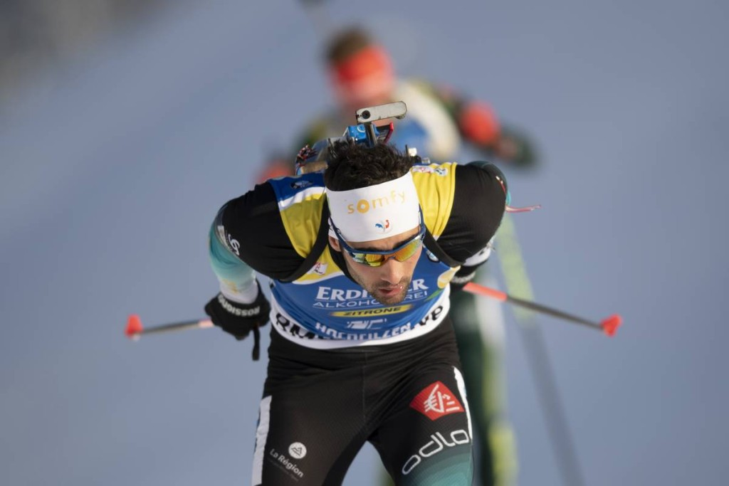 IBU world cup biathlon, pursuit men, Hochfilzen (AUT)