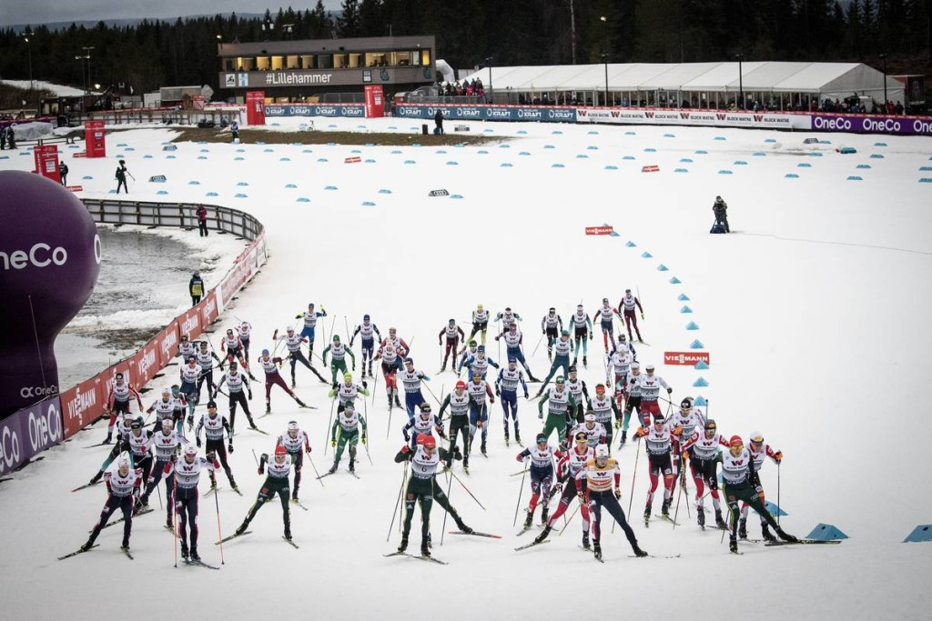FIS world cup nordic combined, individual gundersen HS98/10km, Lillehammer (NOR)