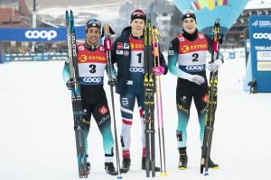FIS world cup cross-country, tour de ski, individual sprint, Toblach (ITA)