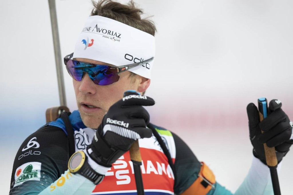 IBU world cup biathlon, training, Nove Mesto (CZE)