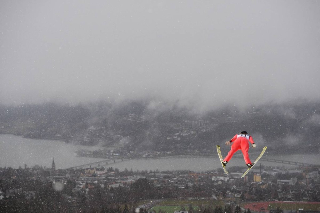 FIS world cup ski jumping ladies, individual HS140, Lillehammer (NOR)