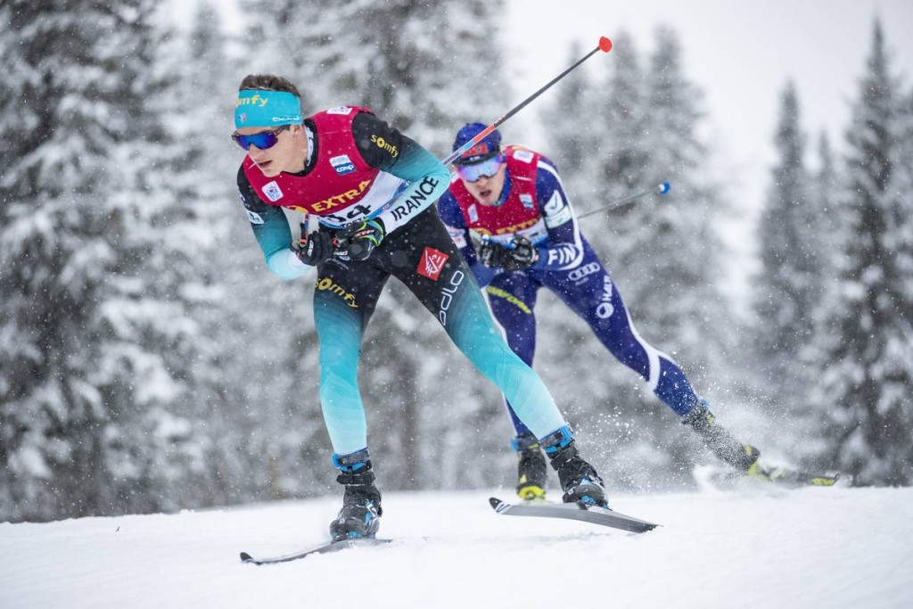 FIS world cup cross-country, 30km men, Beitostolen (NOR)