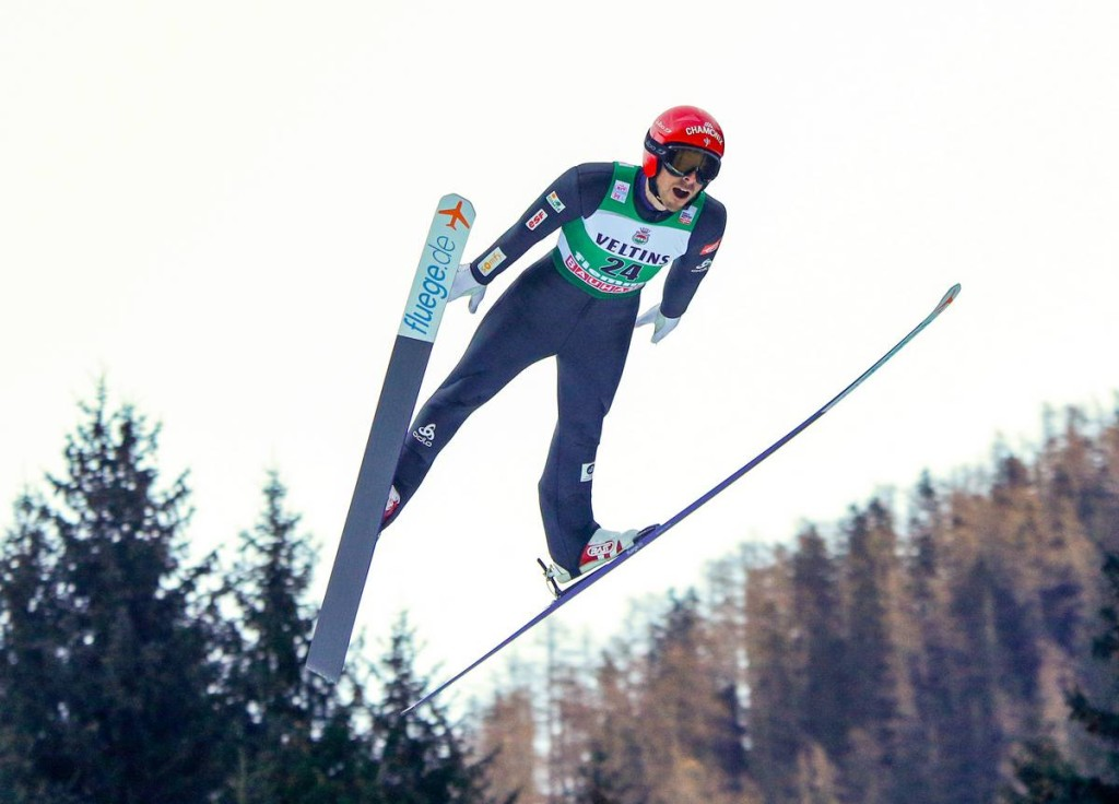 FIS world cup nordic combined, individual gundersen HS135/10km, Val di Fiemme (ITA)