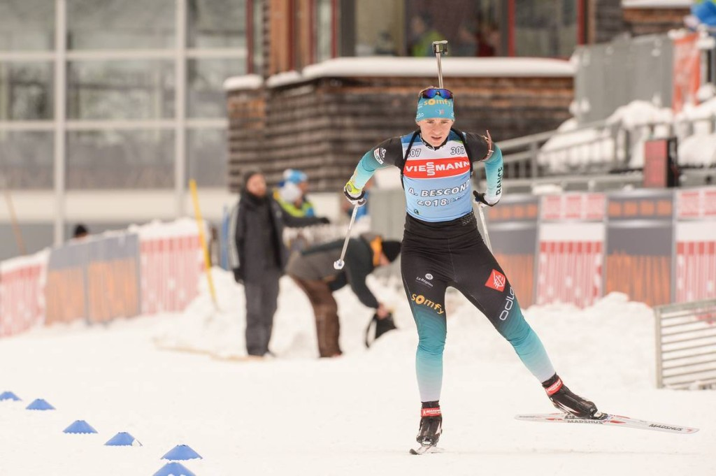 IBU world cup biathlon, training, Ruhpolding (GER)