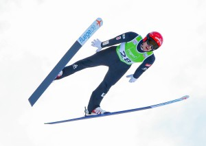 FIS world cup nordic combined, individual gundersen HS118/5km, Chaux-Neuve (FRA)