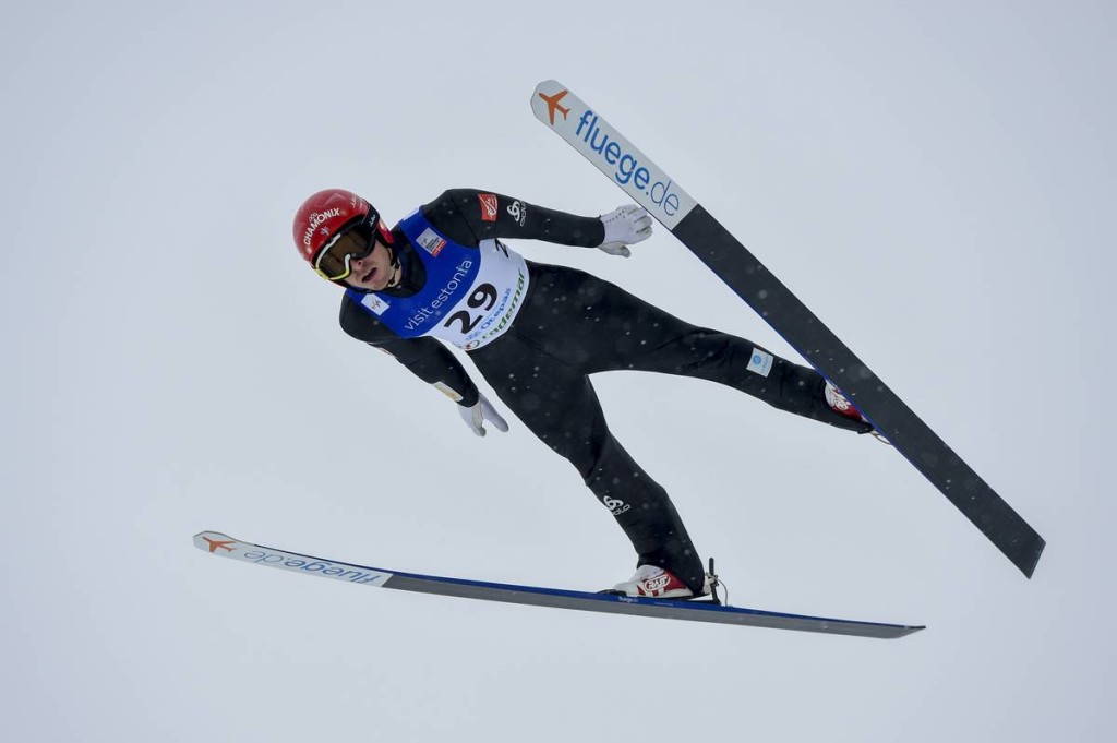 FIS world cup nordic combined, training, Otepaeae (EST)