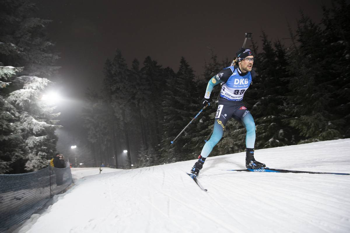 IBU world cup biathlon, sprint men, Nove Mesto (CZE)