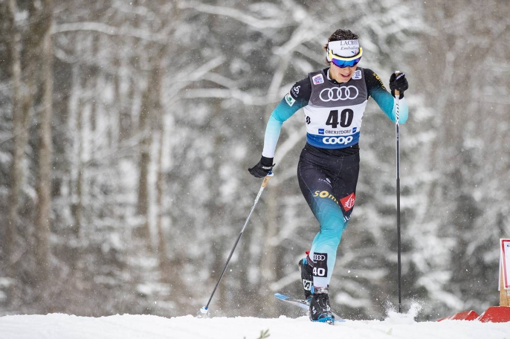 FIS world cup cross-country, tour de ski, mass women, Oberstdorf (GER)