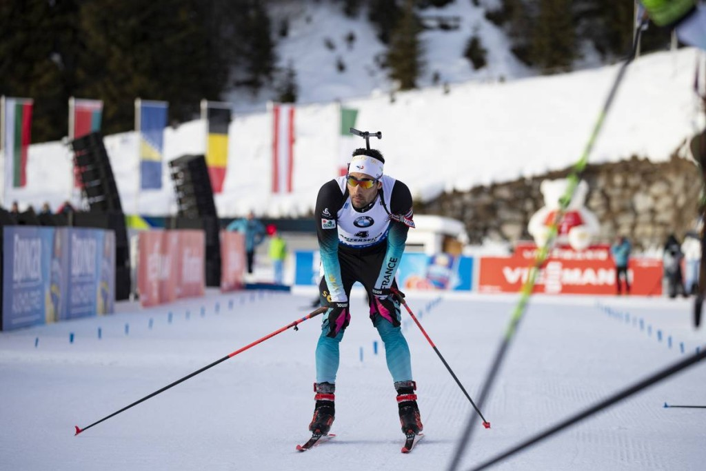 IBU world cup biathlon, pursuit men, Antholz (ITA)
