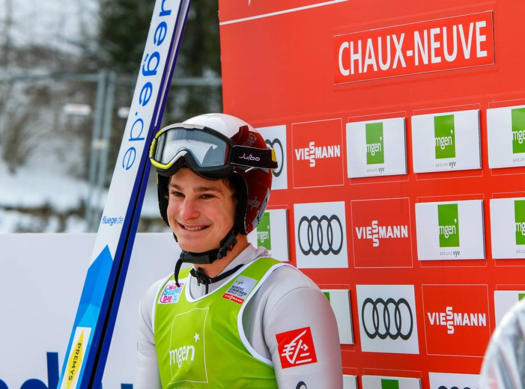 FIS world cup nordic combined, individual gundersen HS118/15km, Chaux-Neuve (FRA)