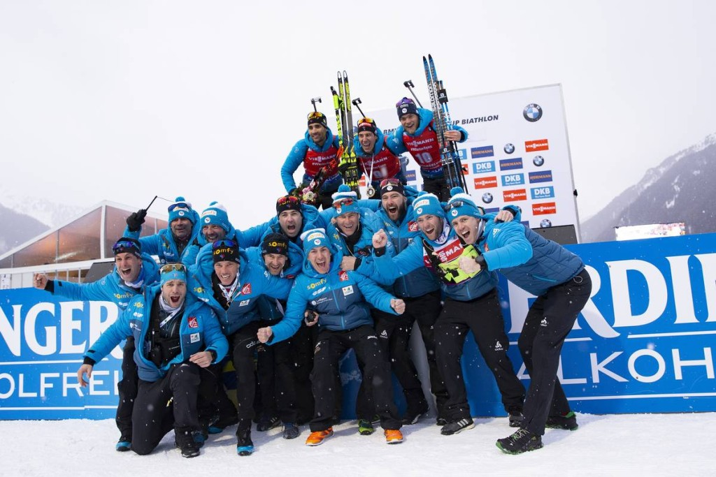 IBU world cup biathlon, mass men, Antholz (ITA)