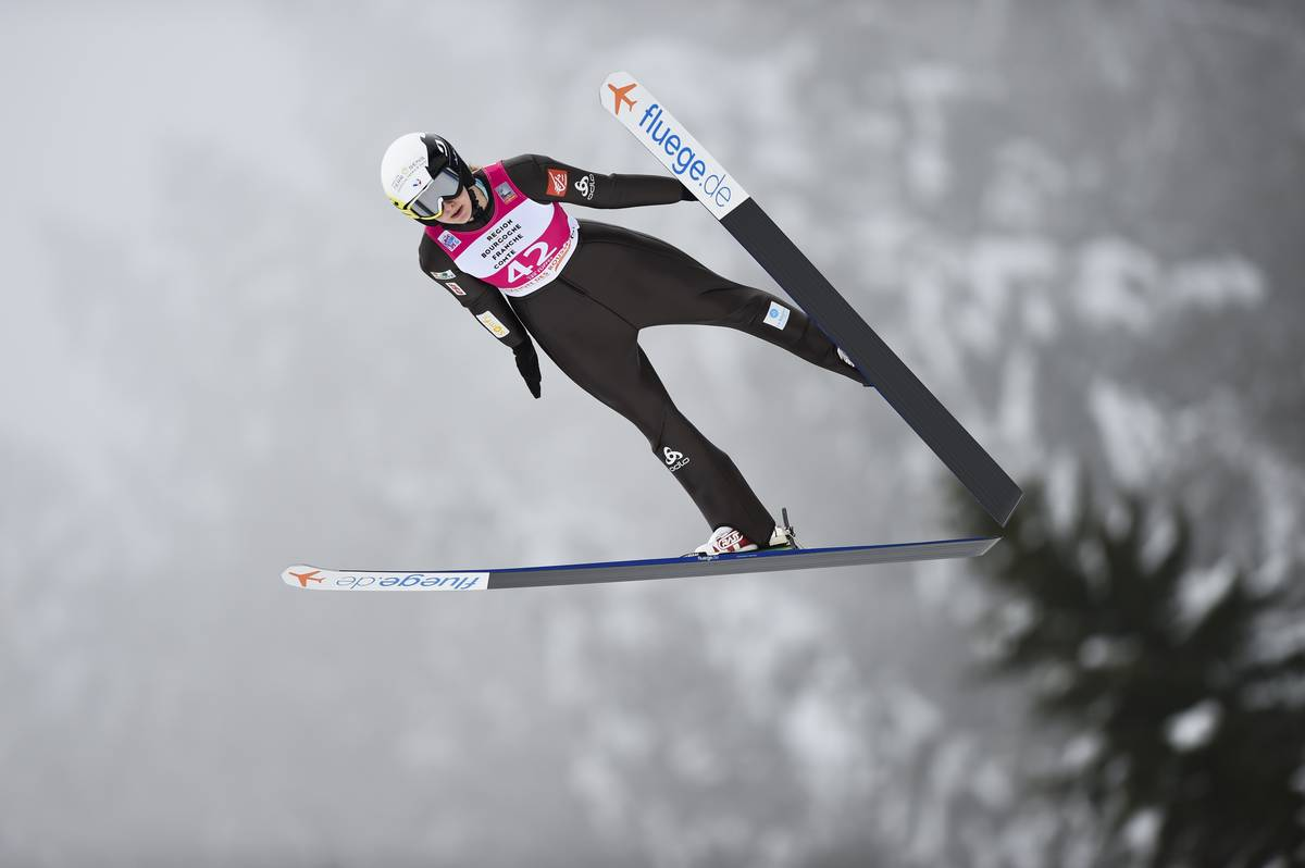FIS world cup ski jumping ladies, individual HS90, Premanon (FRA)