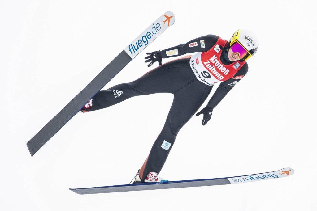 FIS world cup ski jumping ladies, individual HS90, Hinzenbach (AUT)