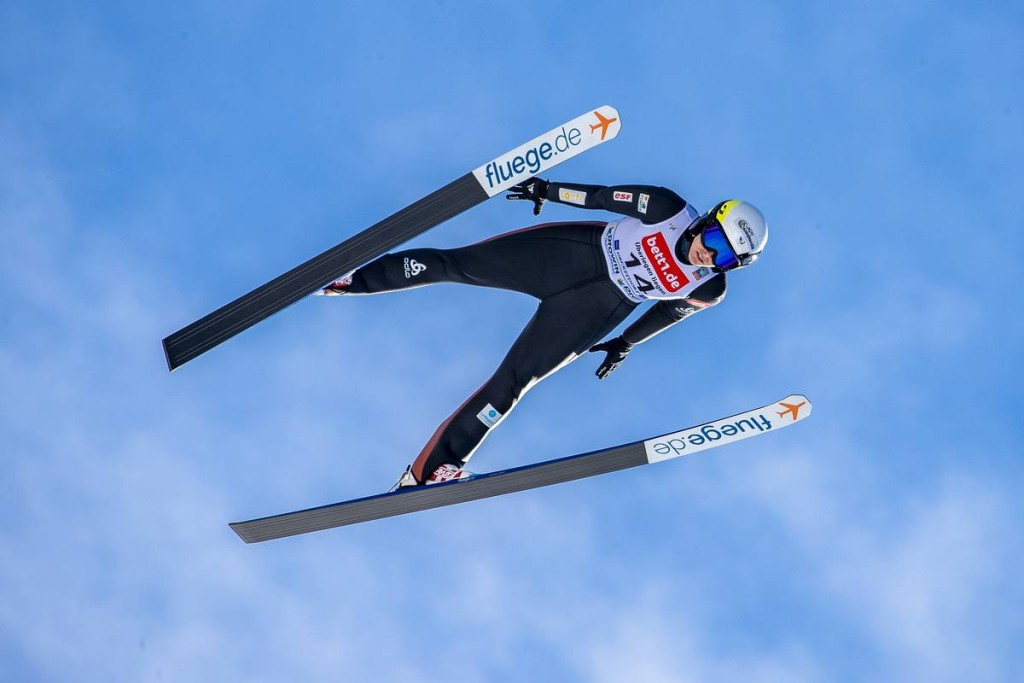 FIS world cup ski jumping ladies, individual HS137, Oberstdorf (GER)