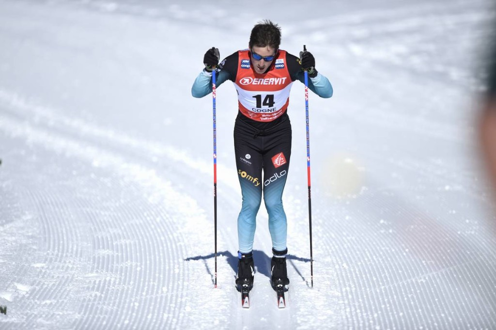 FIS world cup cross-country, 15km men, Cogne (ITA)