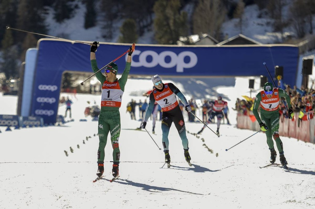 FIS world cup cross-country, individual sprint, Cogne (ITA)