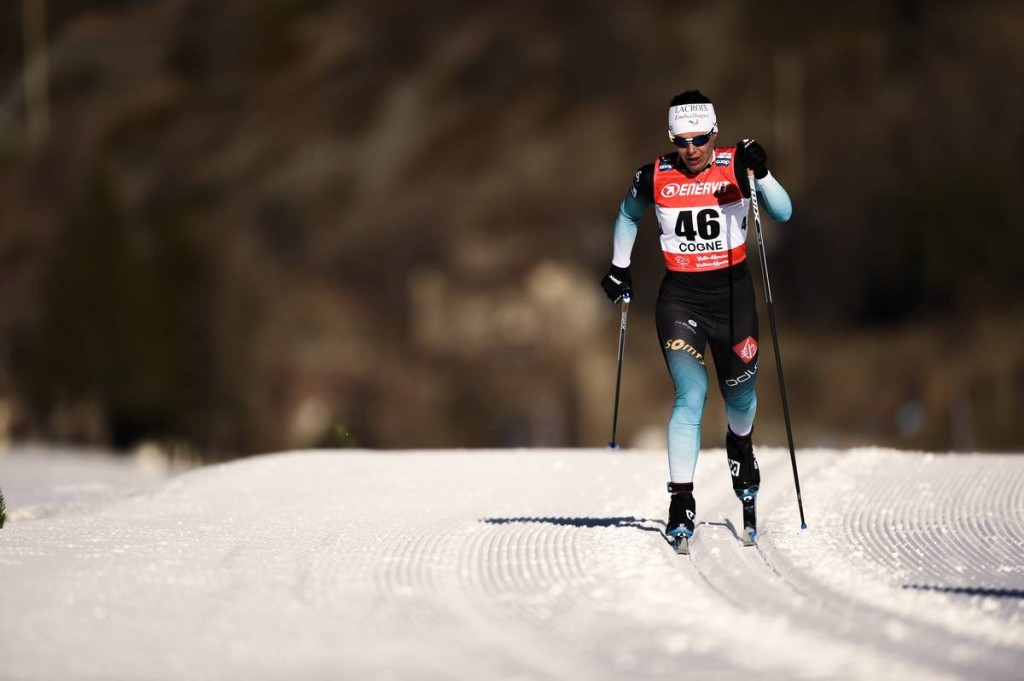 FIS world cup cross-country, 10km women, Cogne (ITA)