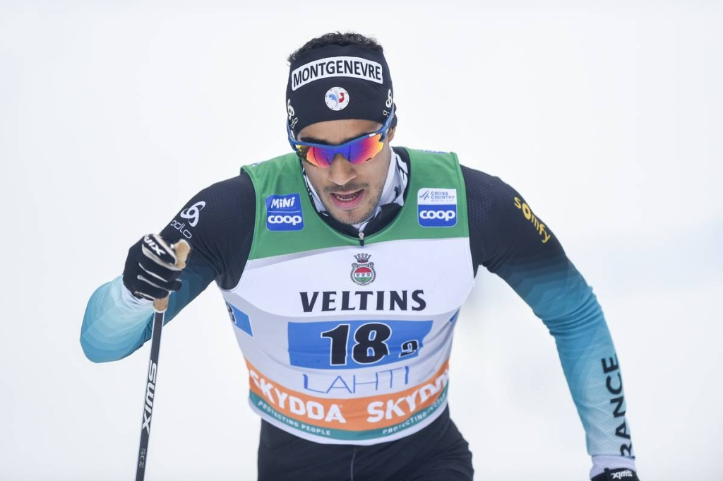 FIS world cup cross-country, team sprint, Lahti (FIN)