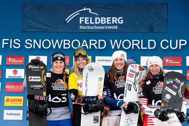 FIS Snowboard World Cup - Feldberg GER - SBX