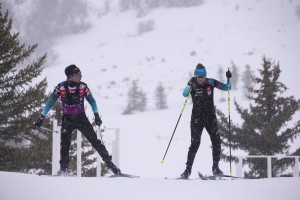 IBU world cup biathlon, training, Soldier Hollow (USA)