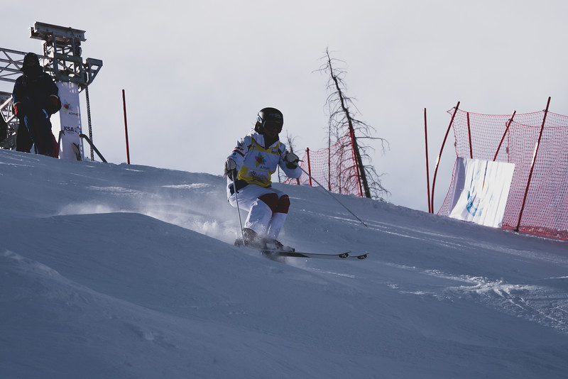 FIS Freestyle Ski World Cup - Shymbulak KAZ - moguls