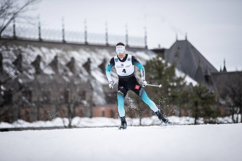 FIS world cup cross-country, individual sprint, Quebec (CAN)