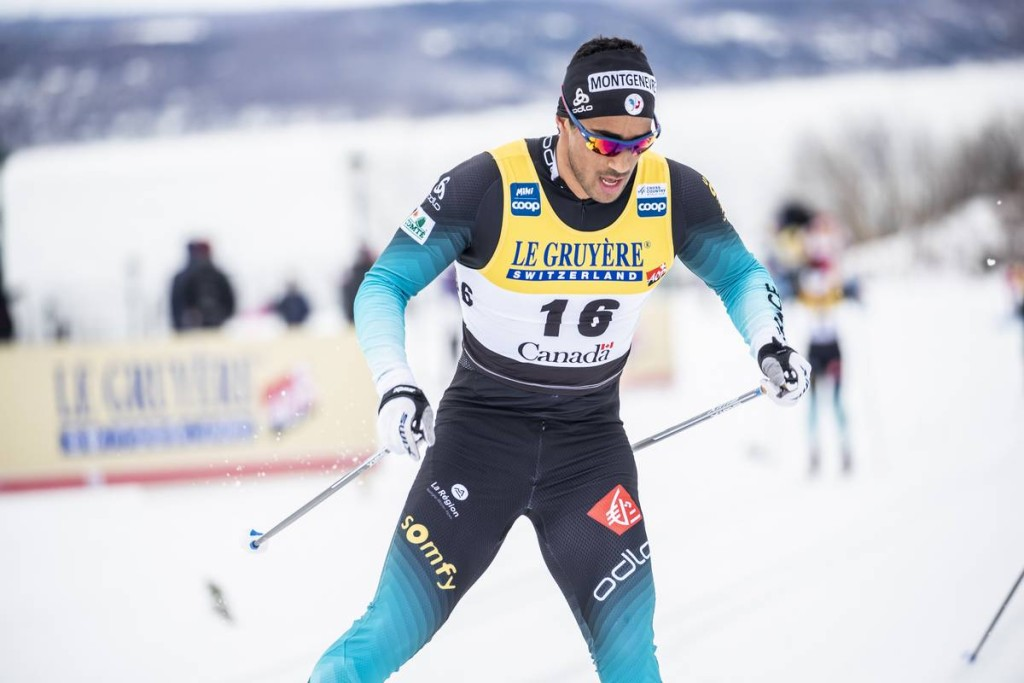 FIS world cup cross-country, mass men, Quebec (CAN)