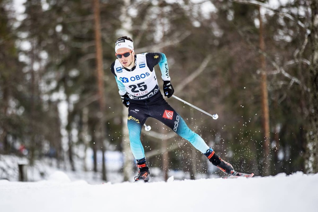 FIS world cup cross-country, 15km men, Falun (SWE)