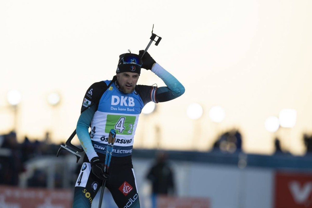IBU world cup biathlon, single mixed relay, Oestersund (SWE)