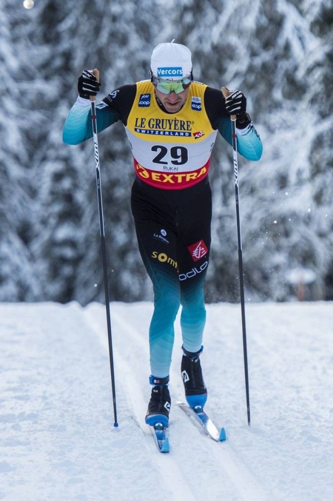 FIS world cup cross-country, 15km men, Ruka (FIN)
