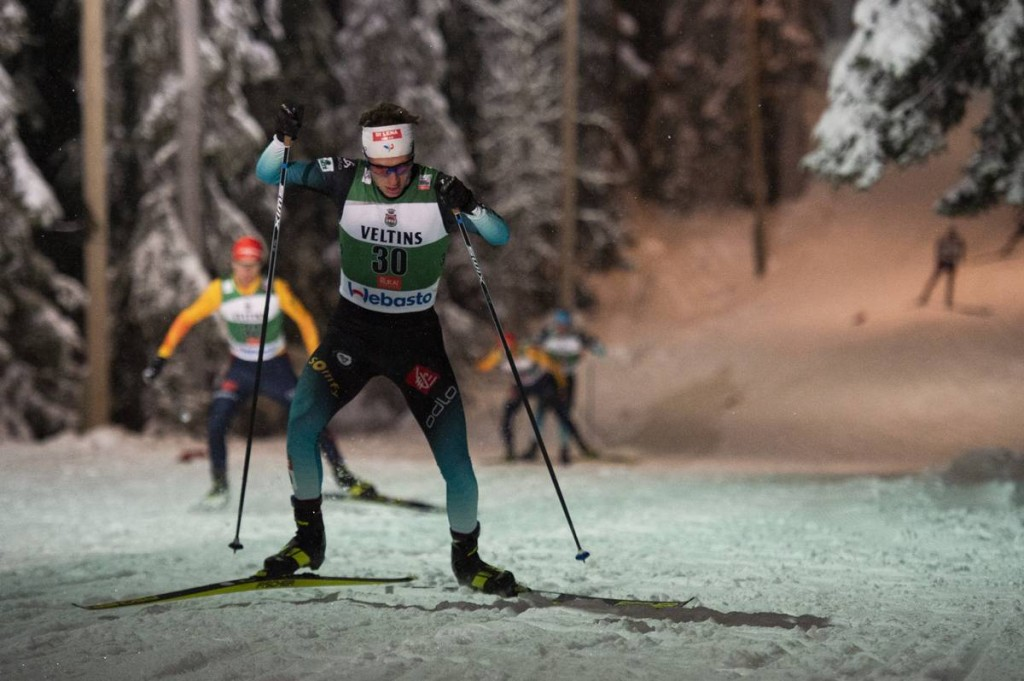 FIS world cup nordic combined, individual gundersen HS142/5km, Ruka (FIN)
