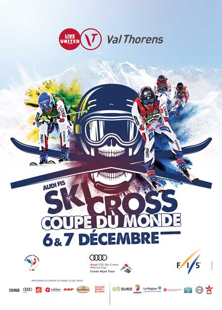 affiche val thorens