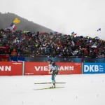 IBU world cup biathlon, sprint women, Annecy-Le Grand Bornand (FRA)
