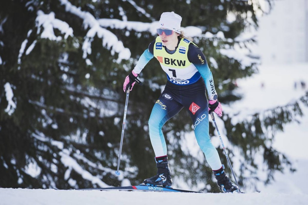 FIS world cup cross-country, 10km women, Davos (SUI)