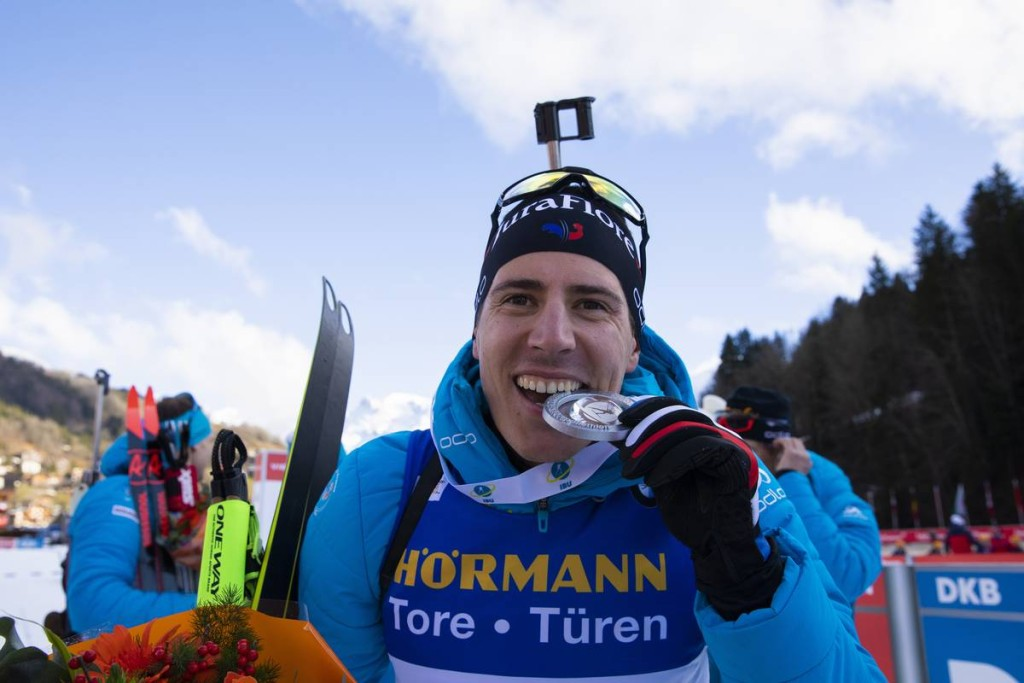 IBU world cup biathlon, pursuit men, Annecy-Le Grand Bornand (FRA)