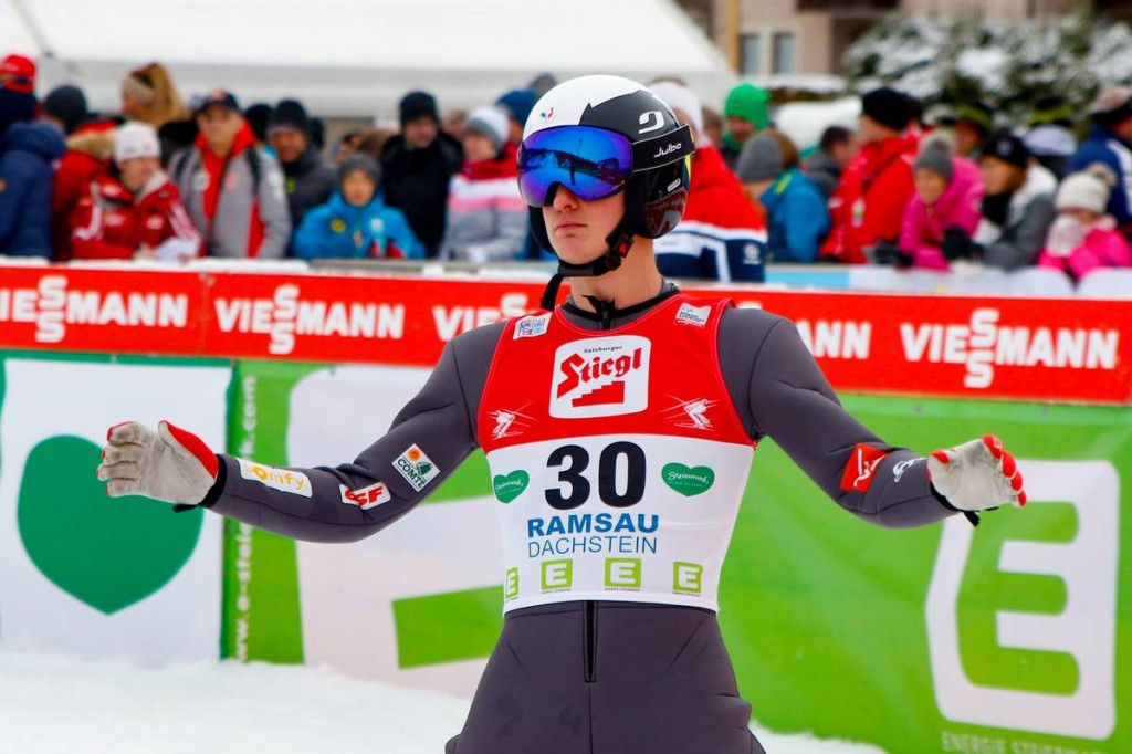 FIS world cup nordic combined, individual gundersen HS98/10km, Ramsau (AUT)