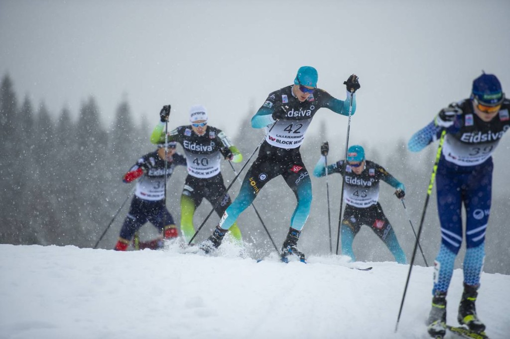 FIS world cup nordic combined, individual gundersen HS140/10km, Lillehammer (NOR)