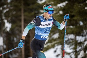 FIS world cup cross-country, tour de ski, pursuit men, Toblach (ITA)