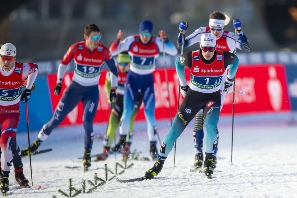 FIS world cup cross-country, team sprint, Dresden (GER)