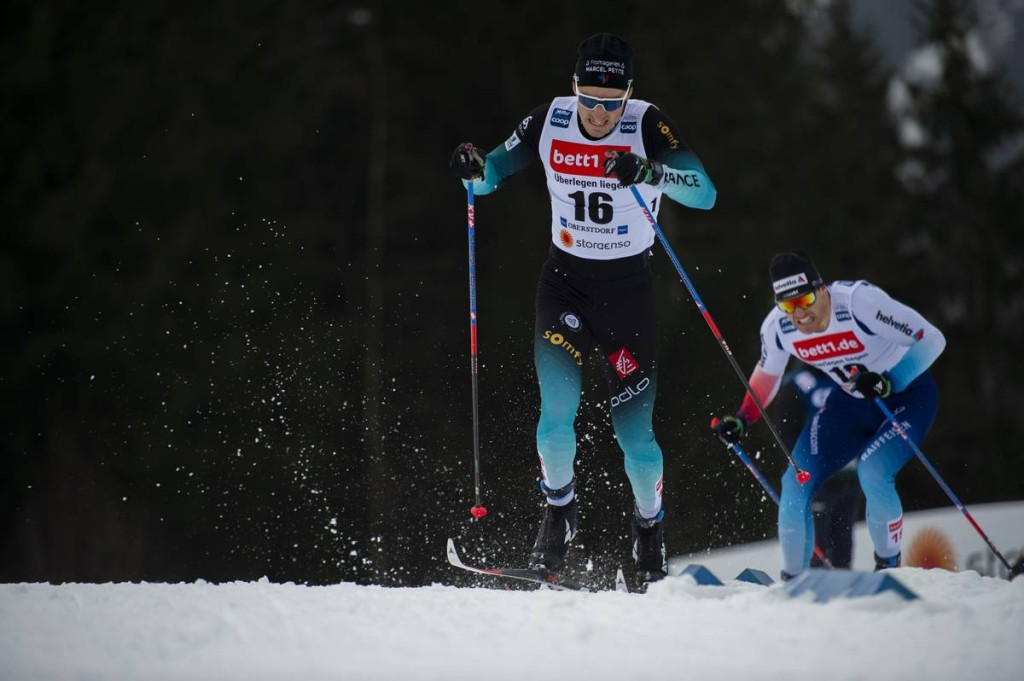FIS world cup cross-country, individual sprint, Oberstdorf (GER)