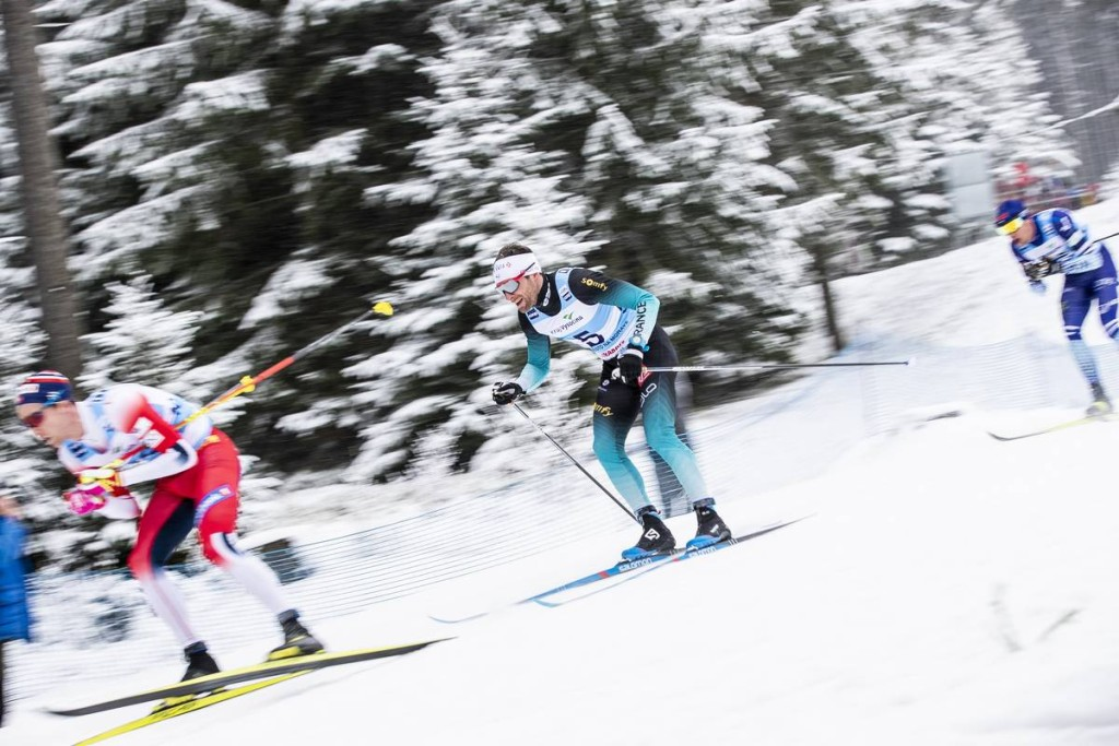 FIS world cup cross-country, pursuit men, Nove Mesto (CZE)