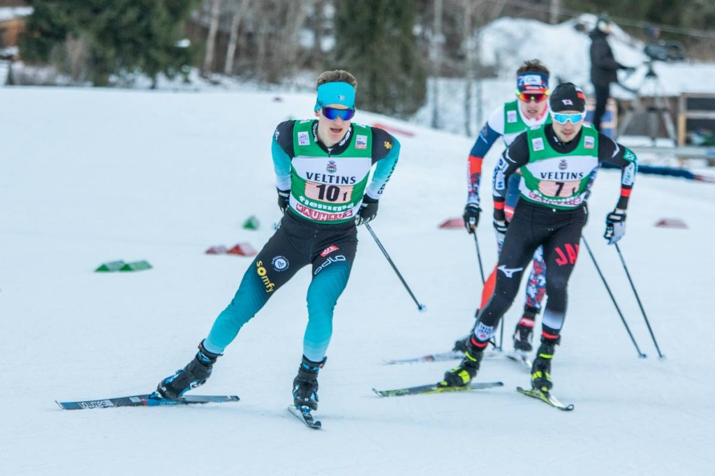 FIS world cup nordic combined, team sprint HS104/2x7.5km, Val di Fiemme (ITA)