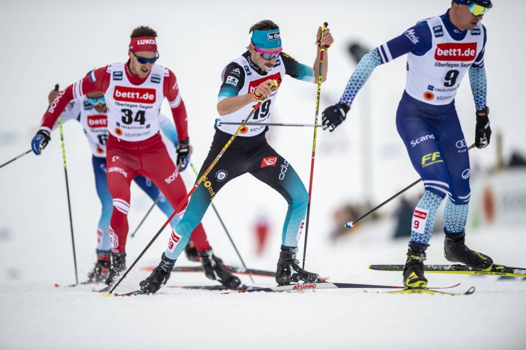 FIS world cup cross-country, skiathlon men, Oberstdorf (GER)
