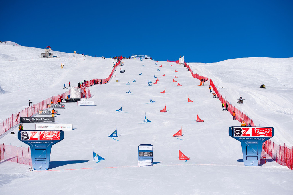 FIS Snowboard World Cup - Scuol SUI - PGS