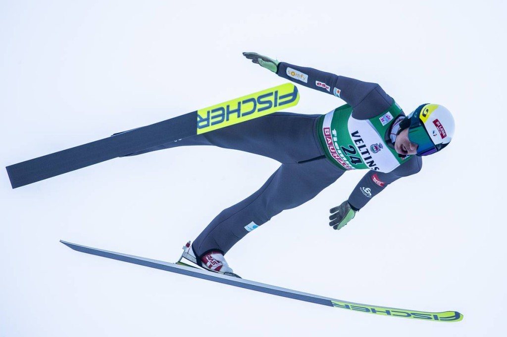 FIS world cup nordic combined, individual gundersen HS134/10km, Val di Fiemme (ITA)