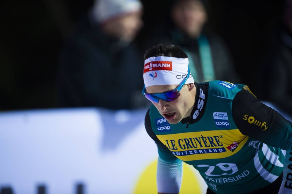 FIS world cup cross-country, 15km men, Oestersund (SWE)
