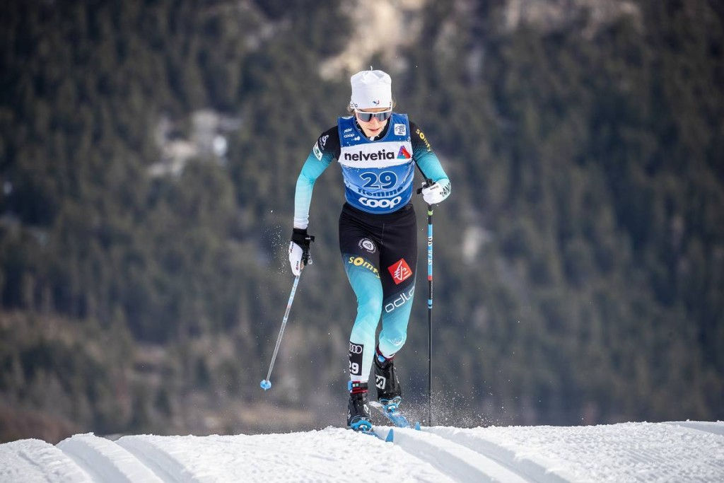FIS world cup cross-country, tour de ski, individual sprint, Val di Fiemme (ITA)