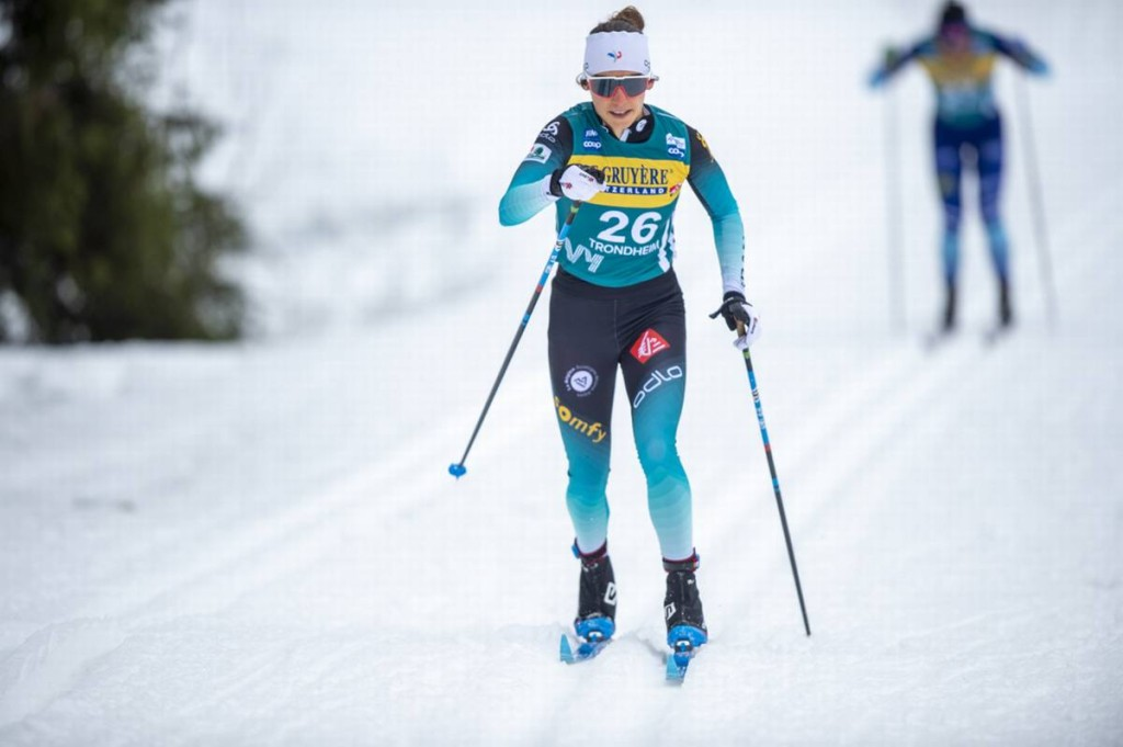 FIS world cup cross-country, individual sprint, Trondheim (NOR)